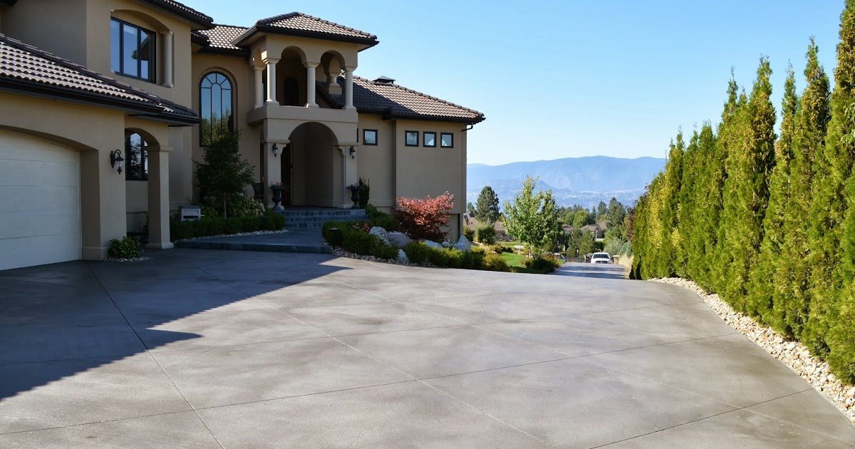 Mode Concrete How Often Should You Seal Your Driveway