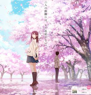 Kimi no Suizou wo Tabetai -  2018 Poster