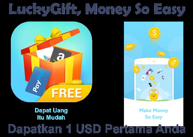 Aplikasi Andoid Penghasil Uang