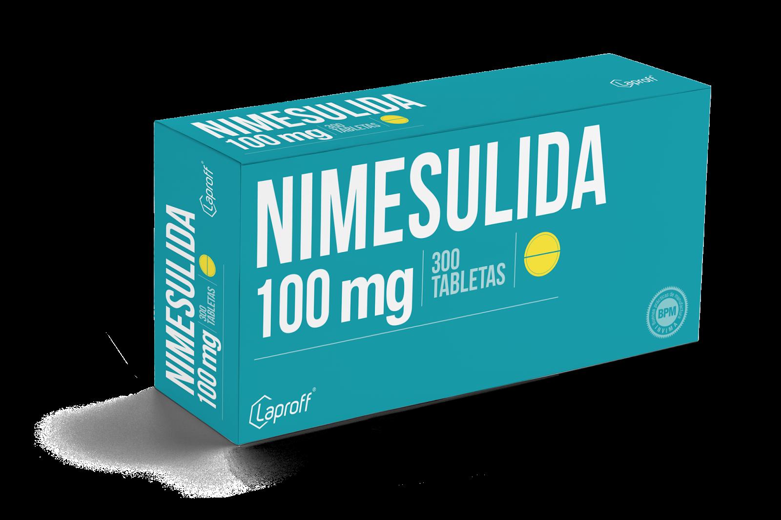 medicamento Nimesulida