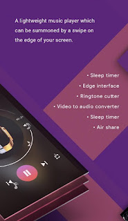 S9 Edge Music Player v5.7.18 Pro  APK