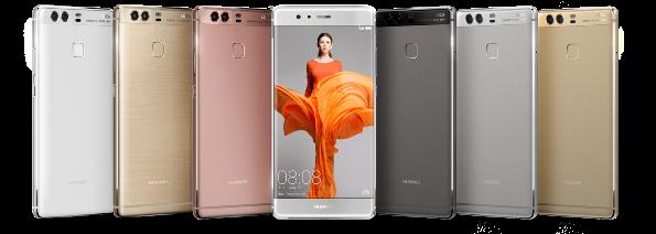 Huawei'nin ilk çift kameralı telefonu Huawei P9 Haziran'da Türkiye'de