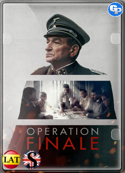 Operación Final (2018) HD 1080P LATINO/INGLES