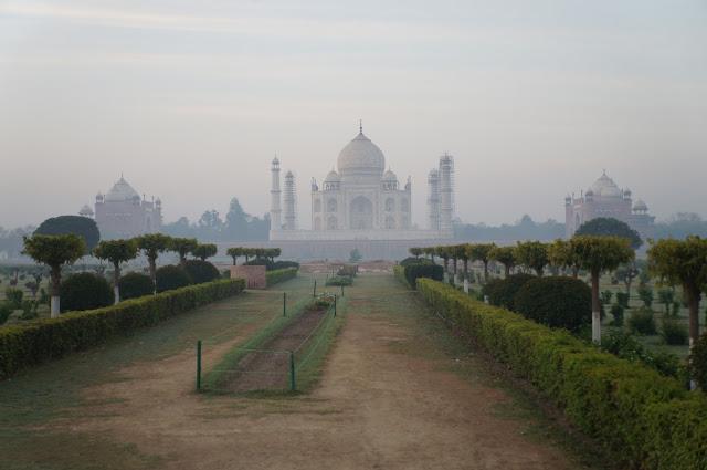 Selamat pagi Agra, India