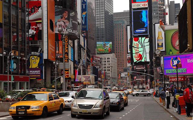 Como dirigir em Nova York