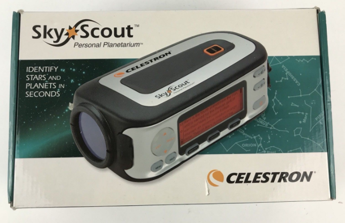 La Pine Observatory: Celestron Sky Scout: The Bad News and