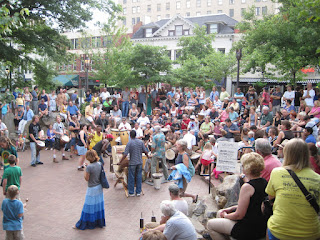The importance of public spaces in the community