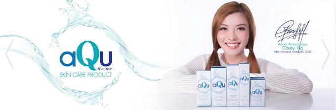 aQu - It's Me | Produk Skincare Buatan Malaysia kini di Watsons