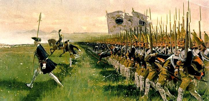 Prussian Invasion