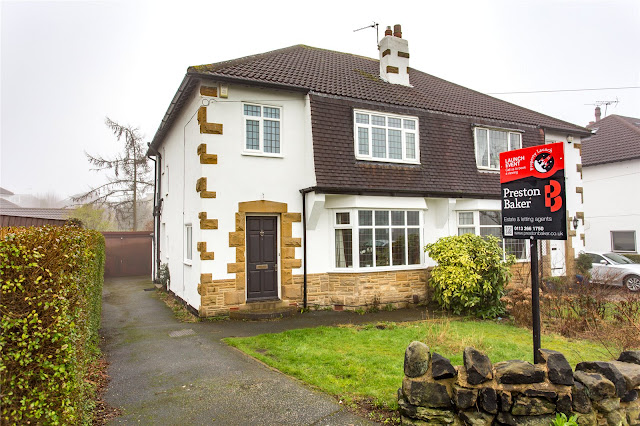 This Is Leeds Property - 3 bed semi-detached house for sale King Lane, Leeds, West Yorkshire LS17