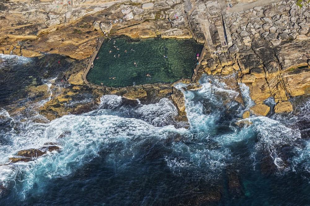 Mahon rock pool