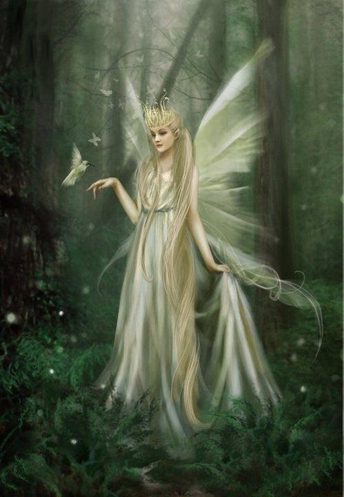 Wiccan Moonsong: Oonagh - Fairy Queen
