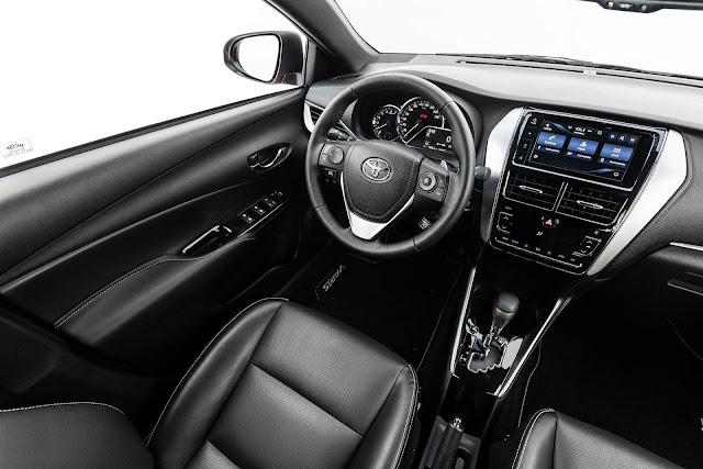 Toyota Yaris 2019 - Preço