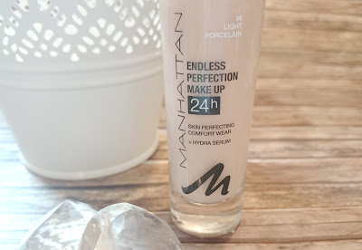 [Beauty] Manhattan Endless Perfection Make Up 24 h 56 Light Porcelain