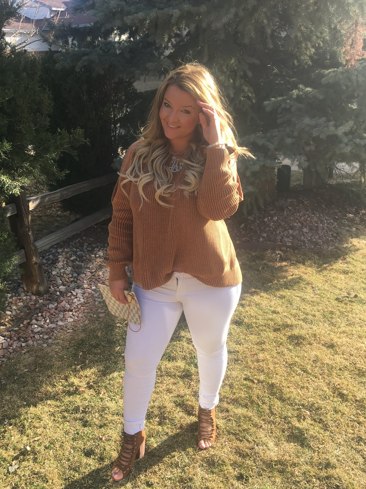A Whole Lotta Terra Cotta Color by Colorado fashion blogger Delayna Denaye