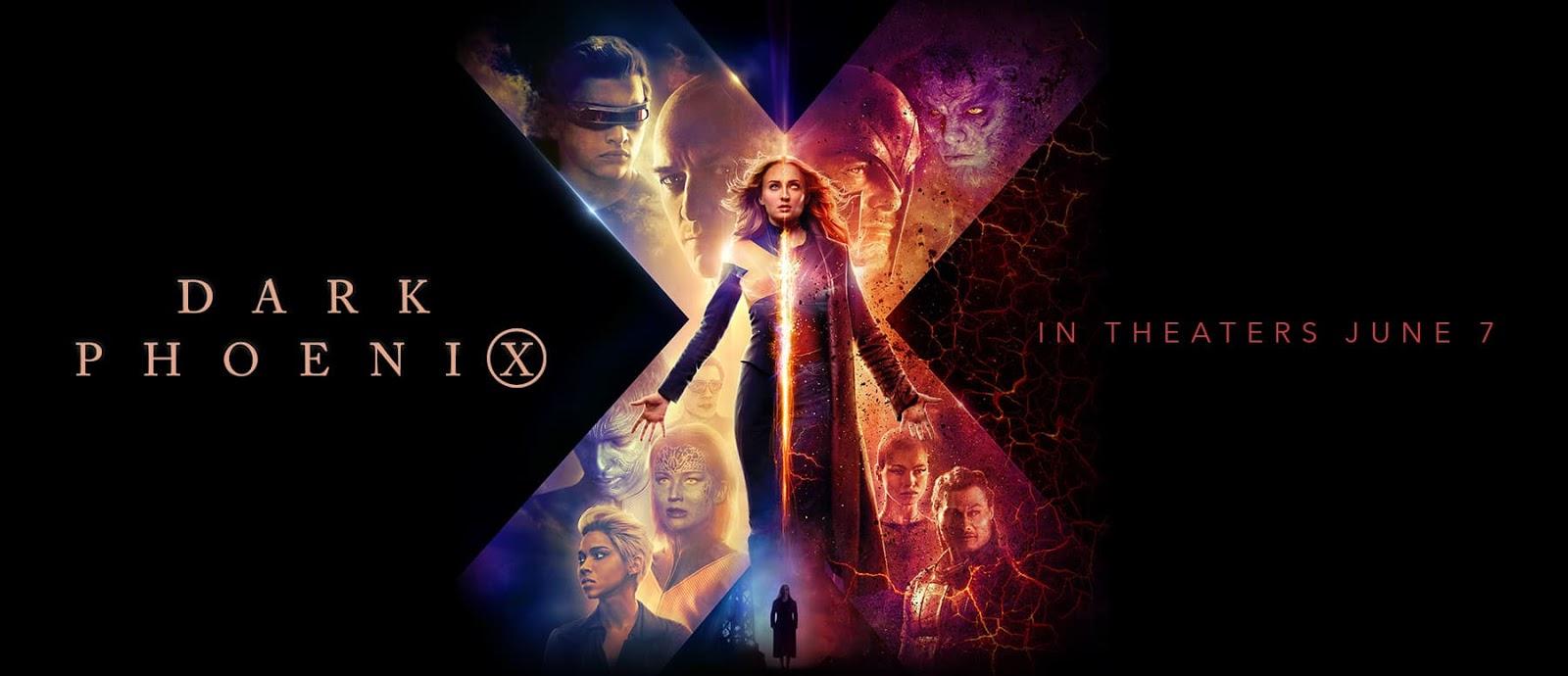 X-MEN: Dark Phoenix Trailer 2 (2019) Out Now
