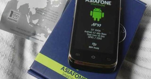 """""""Cara Root Asiafone Asiadroid AF90 Tanpa PC"""""""