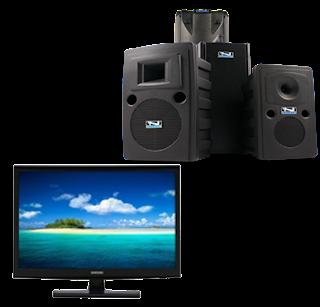 Sewa TV LED dan Sound System
