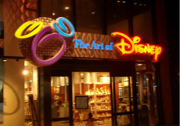 Disney 666 Logo Relate...