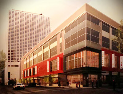 Eataly Chicago rendering