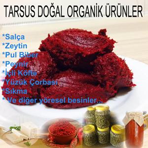 tarsus organik ürünler