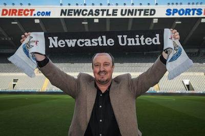Newcastle Appoint Rafa Benitez As New Coach