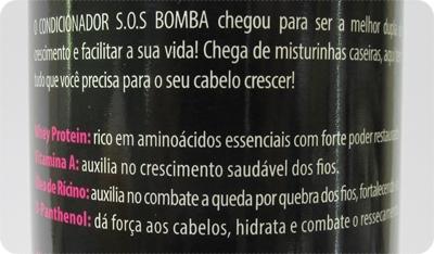Salon Line Condicionador SOS Bomba