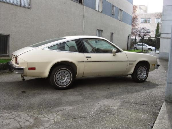1980 Pontiac Sunbird Hatchback Auto Restorationice