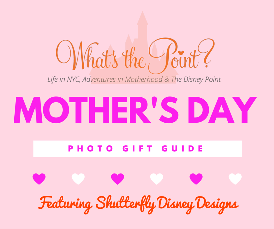 Personalized Disney Gifts from Shutterfly
