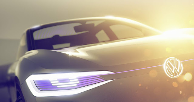 Volkswagen I.D. Crossover Concept