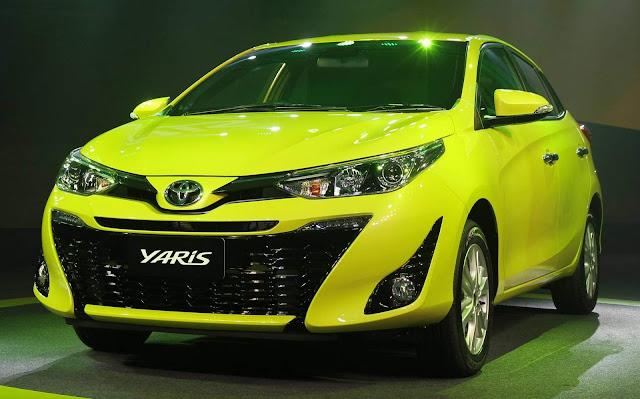 Toyota anuncia esta semana produção do Yaris no Brasil