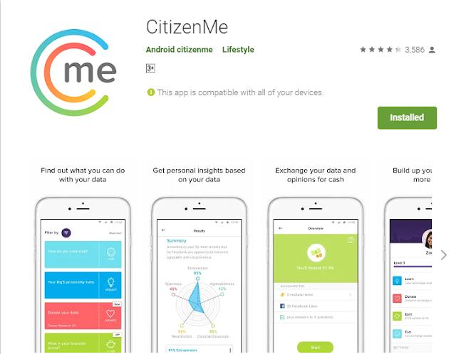earn money app for short polls
