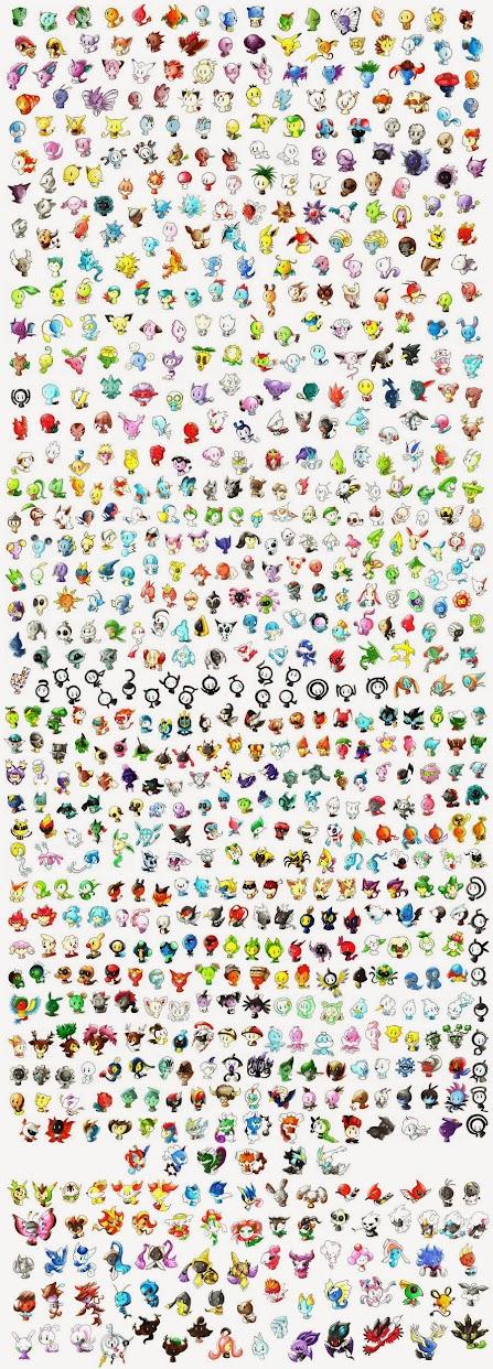 all 718 shiny pokemon - photo #3