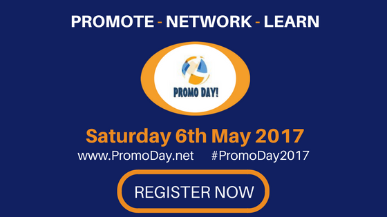 Register now for #PromoDay2017 at www.PromoDay.net