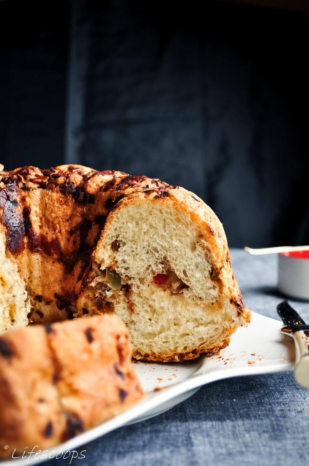 Cake Aux Lardons Et Aux Olives De Sophie