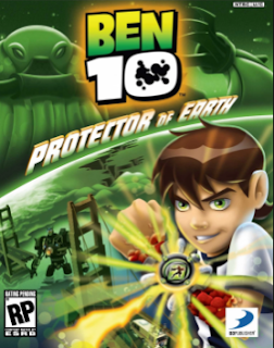 Download Ben 10 Protector Of Earth ISO/CSO PSP PPSSPP For Android HighCompresed