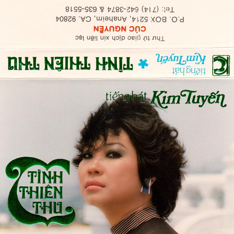 Tape Kim Tuyến - Tình Thiên Thu (WAV)