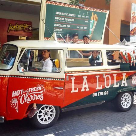 La Lola Churro Combi | SM MOA