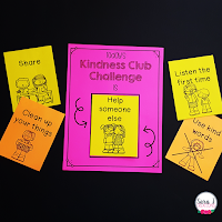 Kindness Club Challenge
