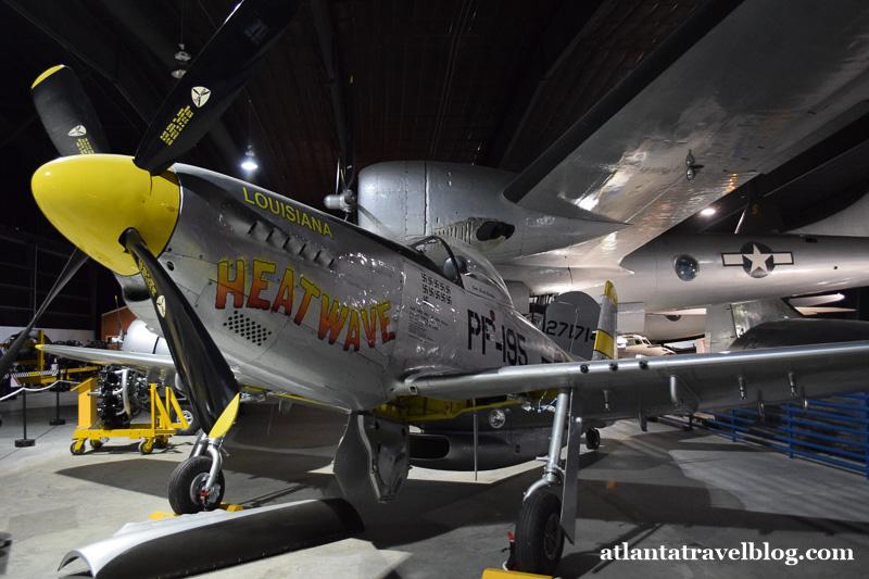 Музей авиации авиабазы Уорнер Робинс