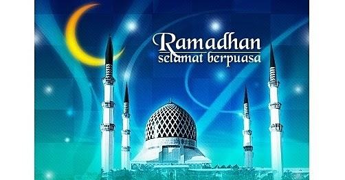 Ucapan Selamat Menyambut Bulan Ramadhan
