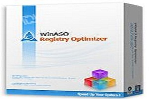 winaso registry optimizer keygen license key
