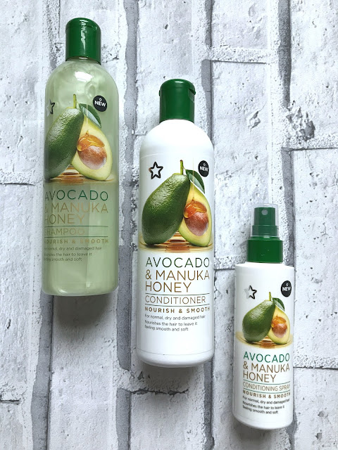 A New Haircare Range From Superdrug