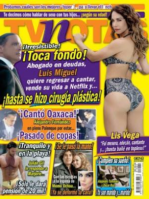 Revista TV Notas México - 9 Mayo 2017