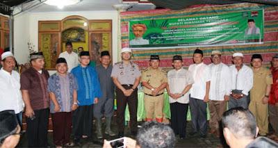 Bupati Mitra, Sumendap Gelar Safari Ramadhan Bersama Warga Muhammadiyah Belang