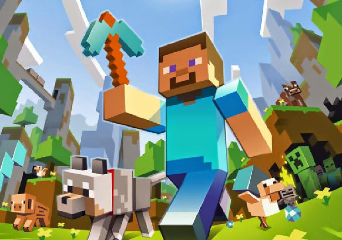 873335 - Minecraft - Alegria pra todos