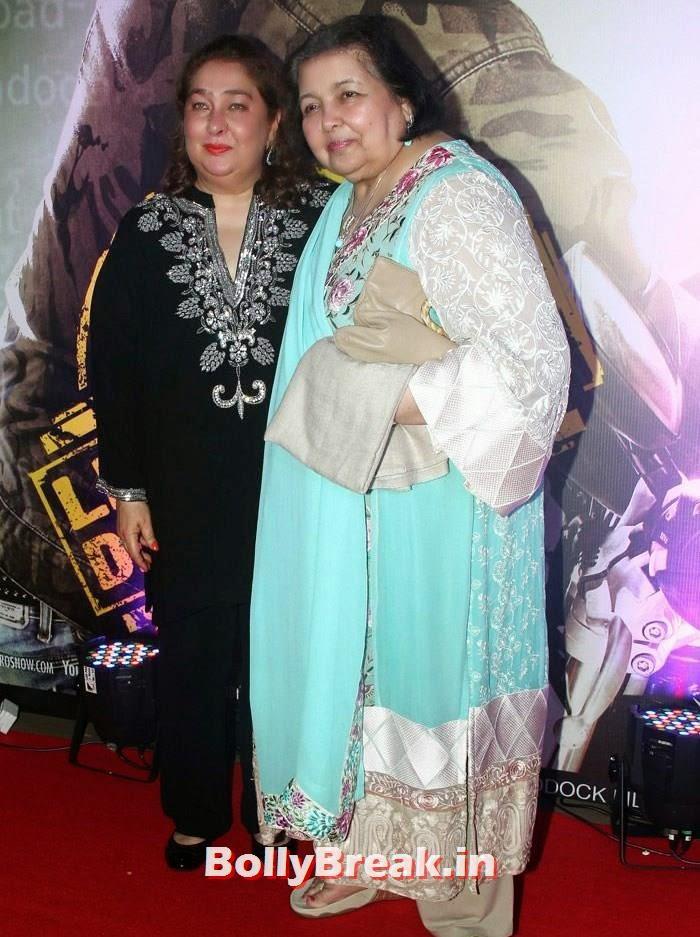 Reema Kapoor, Pamela Chopra