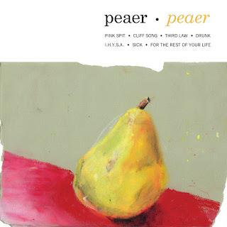 Peaer - Peaer (2016) - Album Download, Itunes Cover, Official Cover, Album CD Cover Art, Tracklist