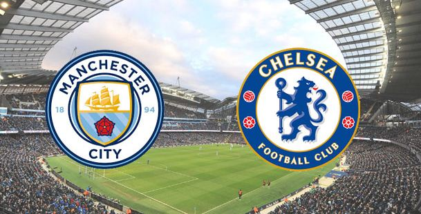 Susunan Pemain Manchester City vs Chelsea #MCICHE