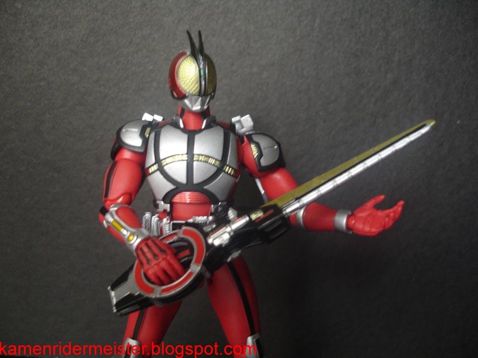 Kamen Rider Meisters: Review: SH Figuarts - Kamen Rider ...